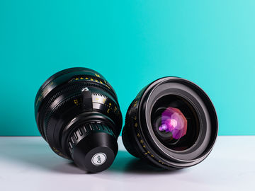 Rent: NEW REDESIGNED Cooke Panchro/i Classic 18mm T2.2 Cine Lens