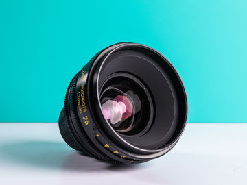 Rent: NEW REDESIGNED Cooke Panchro/I Classic 25mm T2.2 Cine Lens