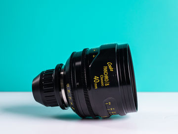 Rent: NEW REDESIGNED Cooke Panchro/I Classic 40mm T2.2 Cine Lens