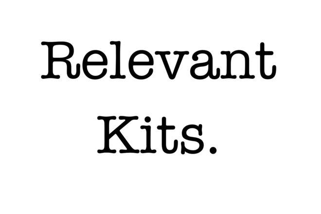 Relevant Kits - Alan