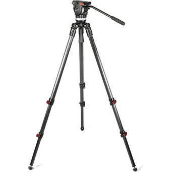 Sachtler System Ace L -TT Tripod Head and Legs