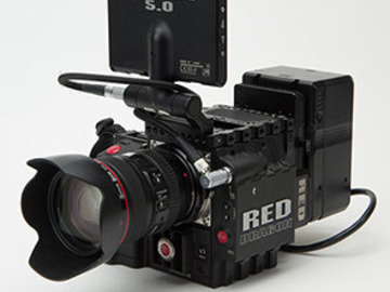Rent: Red Epic Dragon Indie Package