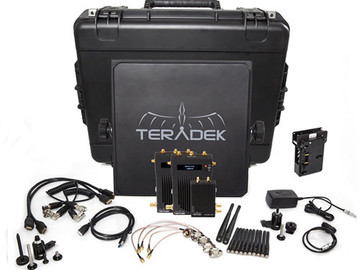 Rent: Teradek Bolt 3000 SDI/HDMI Transmitter & Dual Receiver
