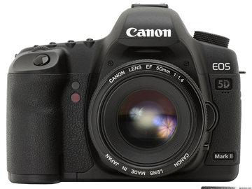 Rent: Canon 5dii