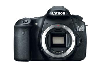Rent: Canon 60D