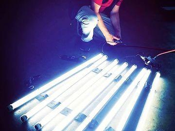 Rent: (18) 4ft Quasar Science S-Switch LED GAFFER KIT