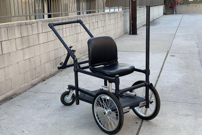 Camera Rickshaw Dolly - handheld or Steadicam