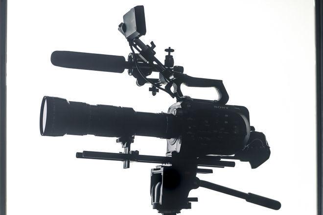 FS7 w/ Metabones, 3 Nikkor Lenses & Tripod