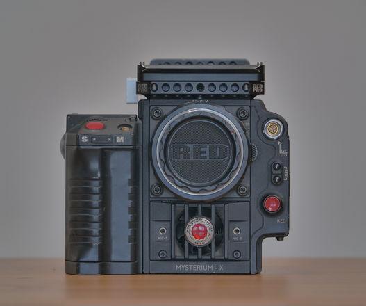 RED Epic-MX 5K