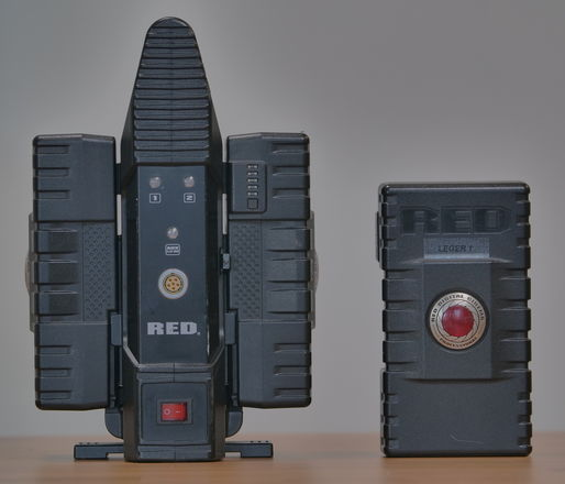 RED BRICK BATTERY & CHARGER