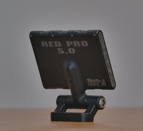 RED Touch 5.0-in LCD