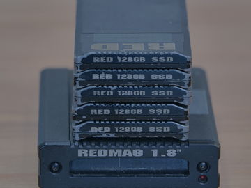 RED REDMAG 1.8-in SSD - 128GB