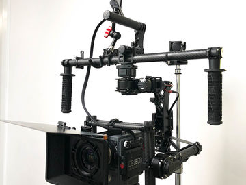 Rent: Freefly Systems MoVI M15 3-Axis Motorized Gimbal Stabilizer