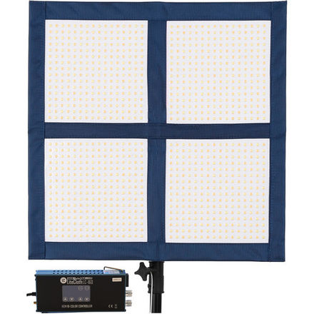 Intellytech LiteCloth LC-160 2 x 2' Foldable LED Mat Kit