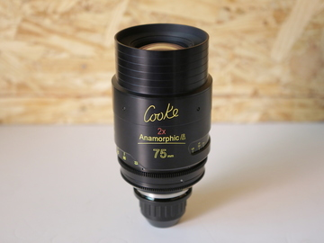 Rent: COOKE ANAMORPHIC /i 75MM LENS
