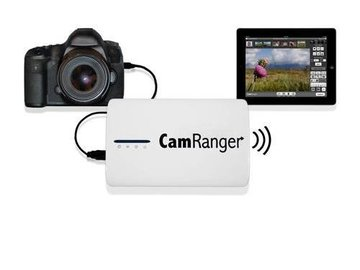 Rent: CamRanger Remote Canon & Nikon wireless Camera Control
