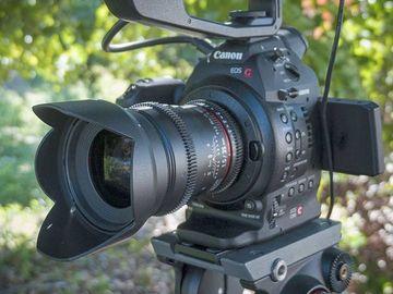 Canon EOS C100 / Rokinon Cine DS Lens Kit