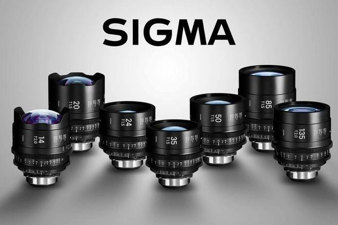 Sigma Cine FF High Speed Primes PL - Any 1 Lens