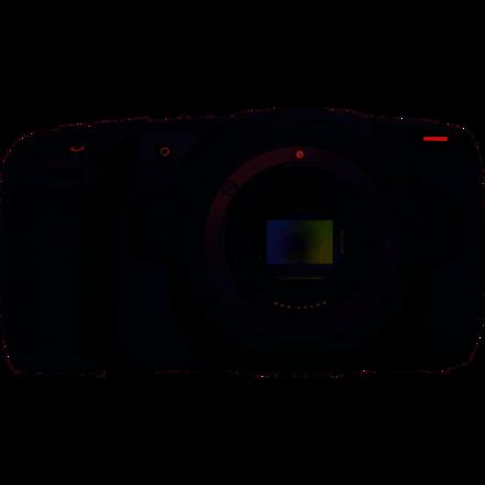 Blackmagic Design Pocket Cinema Camera 6K (camera only)