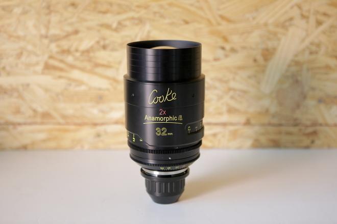 COOKE ANAMORPHIC /i  32mm LENS