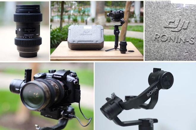 Panasonic GH5 / Ronin S / 16-35mm (follow focus)