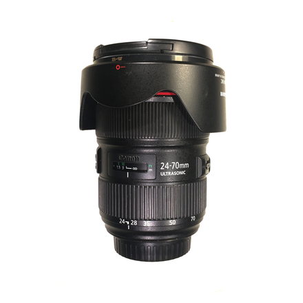 Canon 24-70mm - Zoom Lens