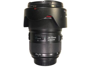 Rent: Canon 24-70mm - Zoom Lens