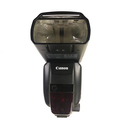 Canon SpeedLite 600 EX-RT - Flash Light