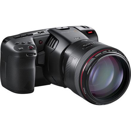 Blackmagic Design Pocket Cinema Camera 6K (Camera Package)