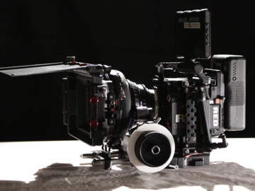 Red Epic - Dragon Camera Package with Zeiss CP.2 Lenses