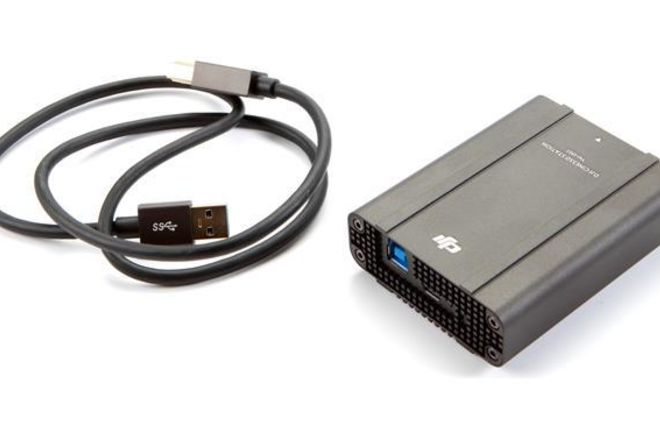DJI SSD Card Reader for Zenmuse X5S Camera