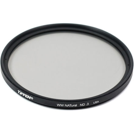 Tiffen 82mm Water White Glass NATural IRND 8 Stop Kit