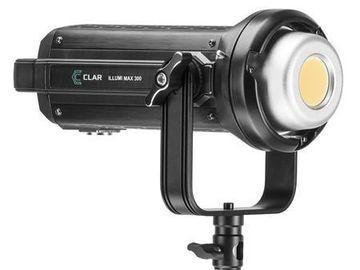Clar Illumi Max 300D LED Fixture (like Aputure LS 300D)