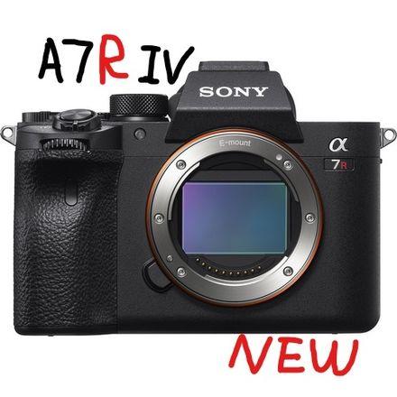 Sony Alpha a7R IV  a7riv  mirrorless camera [Best Price]