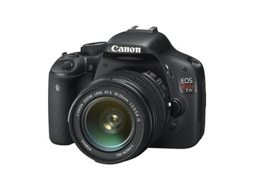 Rent: Canon EOS Rebel T2i DSLR Camera w Canon EF-S 18-55mm