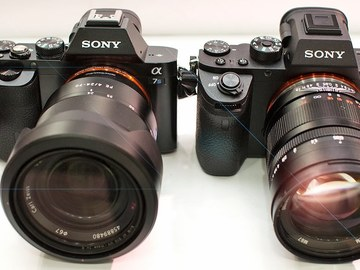 Rent: 2x Sony a7S Package