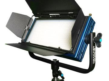 Rent: Dracast LED500 Pro Bi-Color LED Light w/ Barn Doors