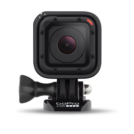 GoPro HERO4 Session (w/32GB Micro SD + With SD Adapter)