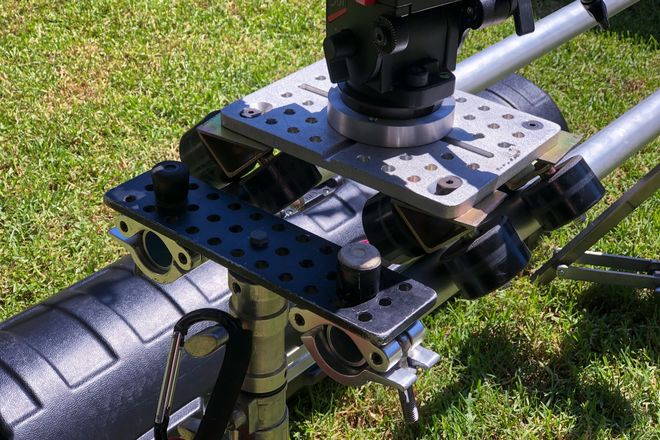 Dana dolly Slider only better for up to 100 lbs Portable