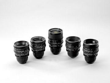 Zeiss Super Speeds MKII T1.3 - 5-Lens Set