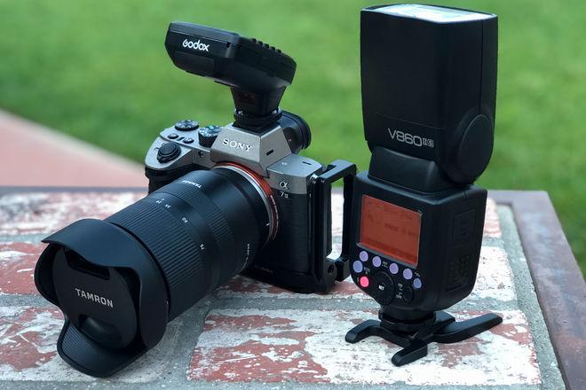 """Sony a7 III """"On-The-Go"""" Photo Kit"""