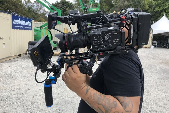 Sony FS5 Mark 2 FULL KIT