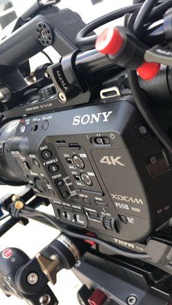 Sony FS5 Mark 2 FULL KIT w/ Cine Lens