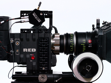 Rent: RED Scarlet Dragon and ZEISS ZF.2 Prime Lens Package