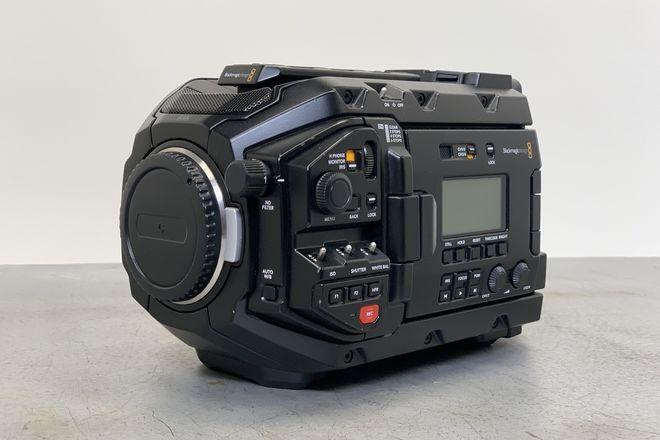 Blackmagic URSA Mini 4.6K (EF or PL mount)