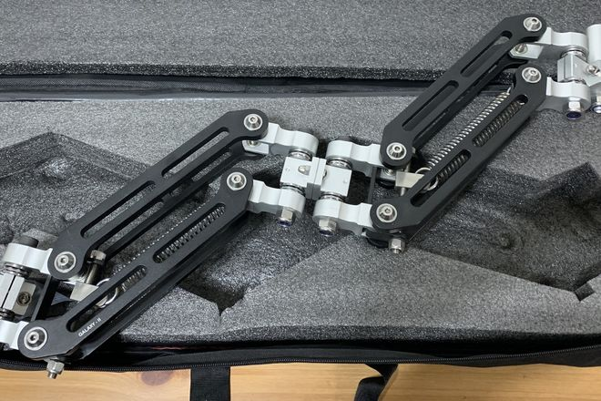 SteadyCam! FlyCam Zest Stabilizer w/ Galaxy II Arm & Vest