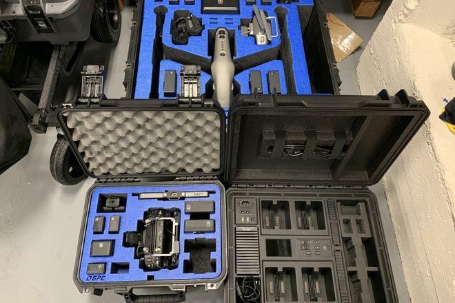 DJI Inspire 2 Kit w/ Part 107 Operator/Insured