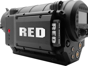 Rent: RED ONE MX w/ SSD module