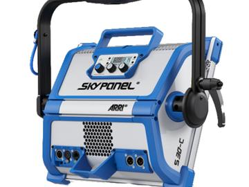 Rent: Arri Skypanel S-30C with Chimera