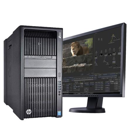Autodesk Flare/Flame Assist Z840 Workstation